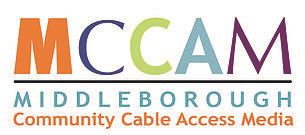 MCCAM Middleborough Community Cable Access Media Logo